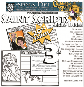 Saints Scripts THREE b