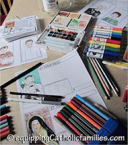 Saint Scripts Craft Kits