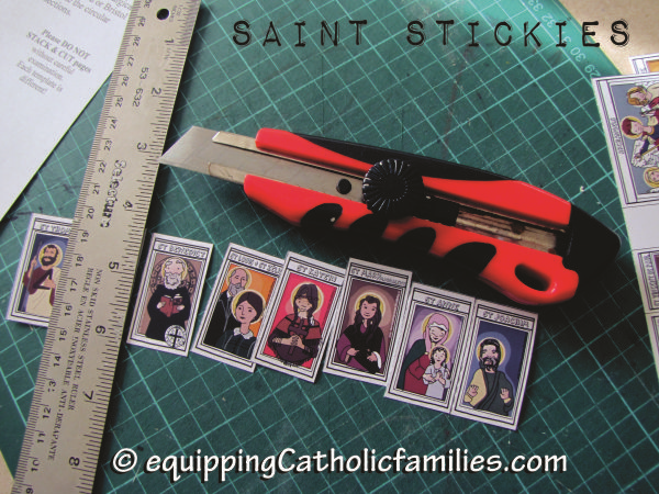 Saint Stickies cymk