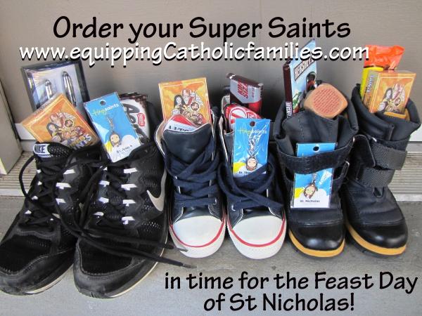 St Nicholas Shoe Treasures