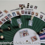 NEW Craft Kit: Adjustable Liturgical Calendar!