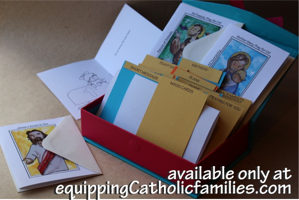 Kelly Saints Blessing Cards Collection