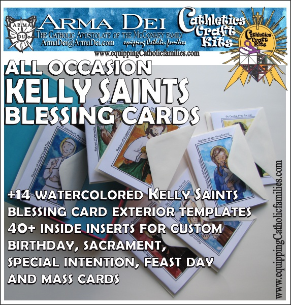 Reprintable Stash Of Catholic Greeting Cards The Ready New