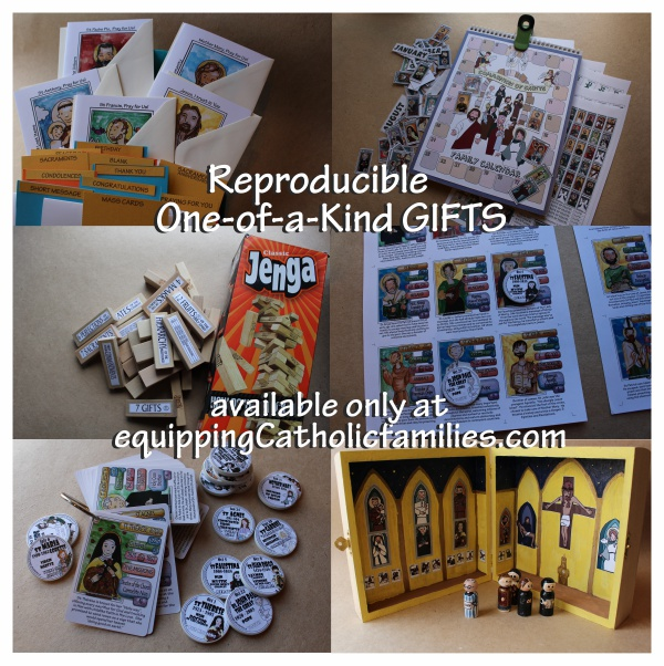 Reproducible One of a Kind Gifts