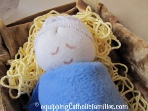 Sock Baby Jesus