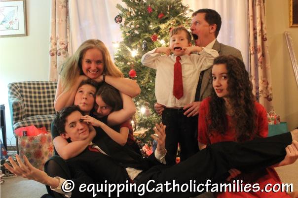 goofy family pic 2015