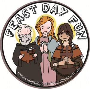 Feast Day Fun Promo