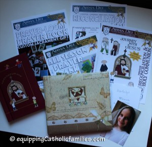Holy Communion Scrapbook and Gift
