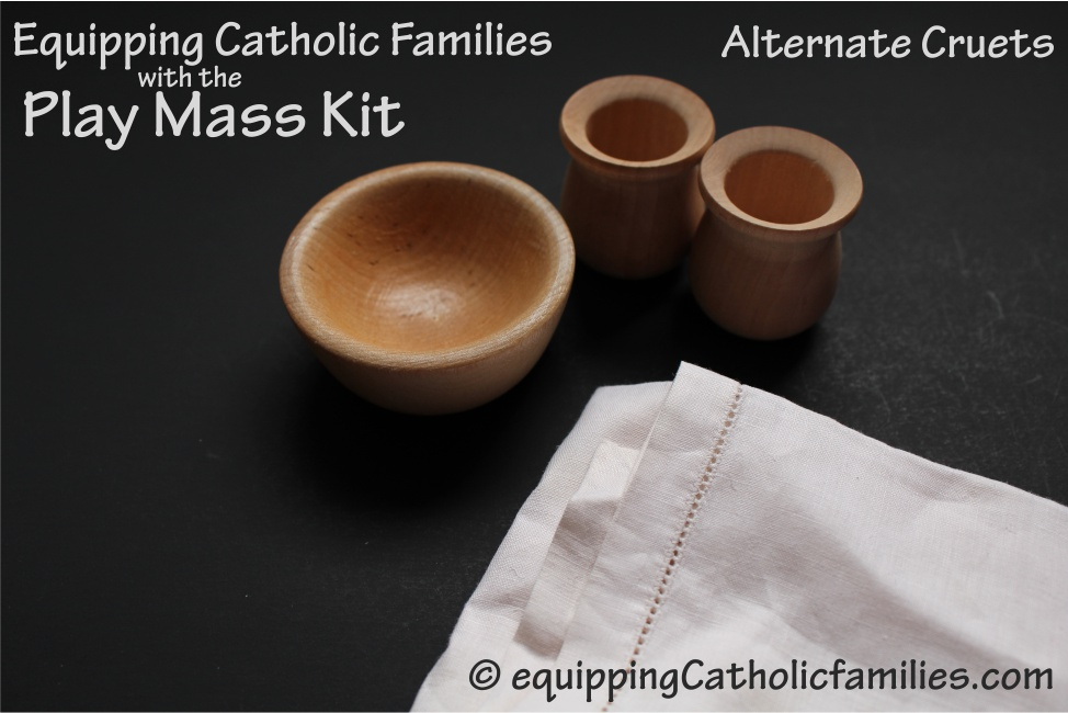 Play Mass Alternate Cruets