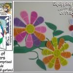 Spiritual Bouquet of Prayer Petal Flowers