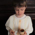 DIY Heirloom Child Chasuble