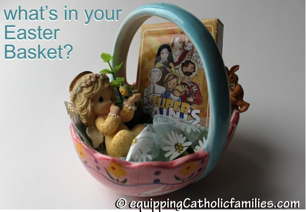 super saints Easter Basket