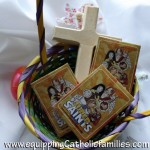 ONE DAY Super Saints Easter Basket SALE!