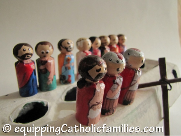 Passion Play Egg Carton