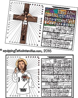 Prayer Counter Cards