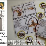 Mysteries of the Rosary Craft Kit