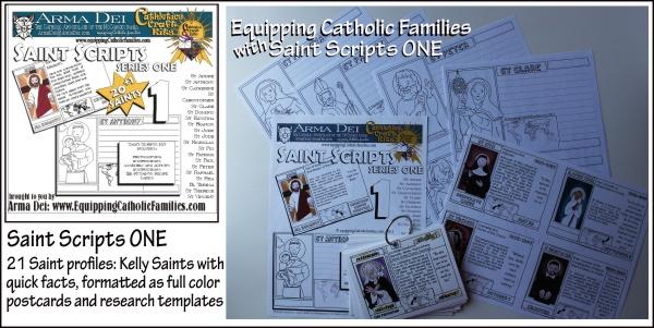 Saint Scripts One