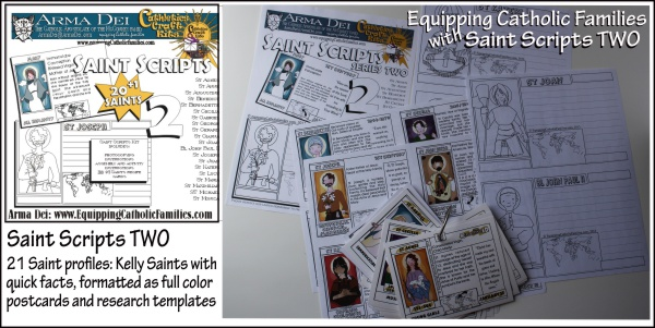 Saint Scripts Two