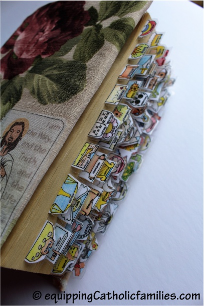 photograph about Printable Bible Tabs named Tremendous Lovable Bible Tags: Tremendous Adorable Sizing! - Equipping Catholic