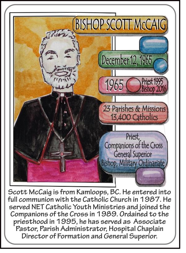 Bishop Scott card