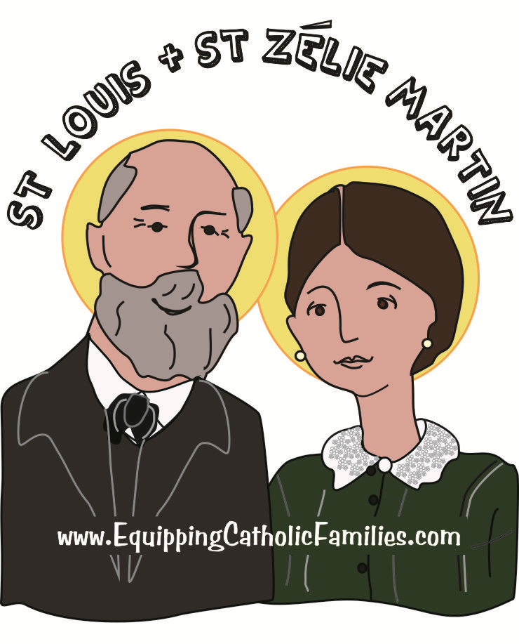 St Louis and St Zelie