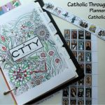 Review: Catholic Through the Year Planner