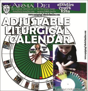 adjustable-liturgical-calendar