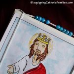 Christ the King Novena Craft!