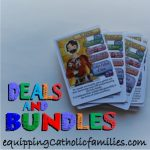 Deals and Bundles for Stocking Stuffers, Gifts and Sacrament Prep!