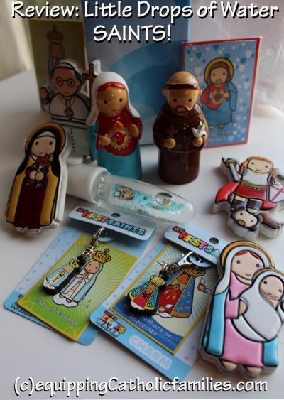 little-drops-of-water-saints-review