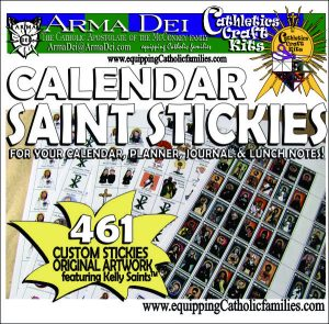 Saint Stickies ($15 PDF)