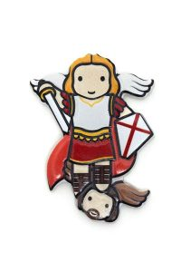 st-michael-archangel-fridge-magnet