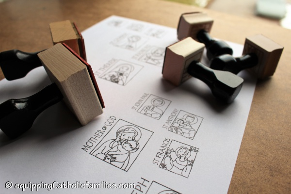 saints-stamps-for-journals