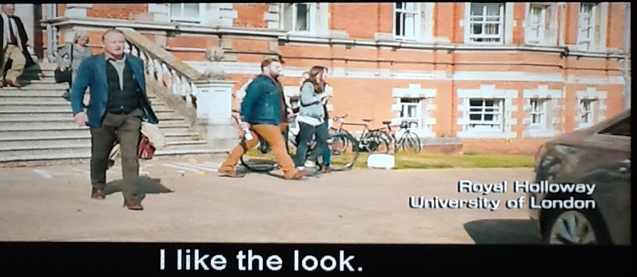 Avengers at Royal Holloway