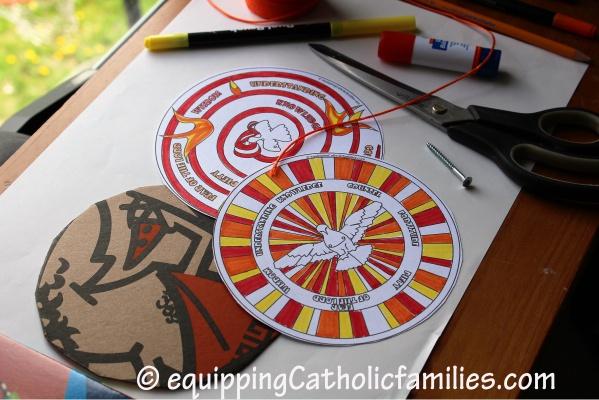 Pentecost craft
