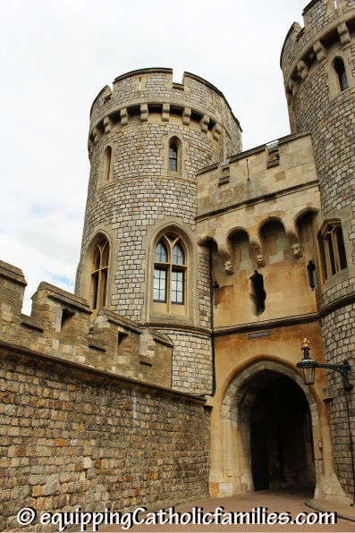 Windsor Castle Keep