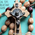 Reluctant to Regular Rosary Prayer