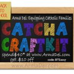 Back to School Craft Kit Sale 2017
