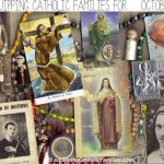 Equipping Catholic Families …for October Saints!