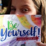 Be Yourself! A Journal for Catholic Girls: {Book Review}