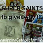 Super Saints Giveaway