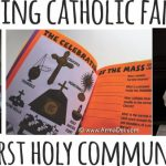 Equipping Catholic Families…for First Holy Communion