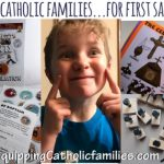 Equipping Catholic Families…for First Sacraments!