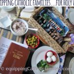 Equipping Catholic Families for Holy Week!