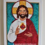 Custom Jesus Icon: Self-Guided Icon Retreat!