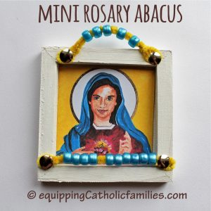 Immaculate Heart of Mary Abacus