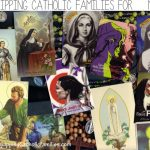 Equipping Catholic Families for May Saints and Celebrations!