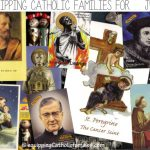 Equipping Catholic Families for June Saints, Solemnities and Sacraments!