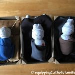 Sock Baby Jesus Workshop in time for Advent!