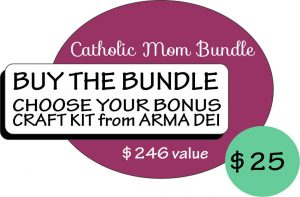 Catholic Mom Bundle Advent 2018 Buy Button